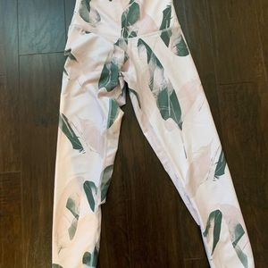DYI Capri pink and green